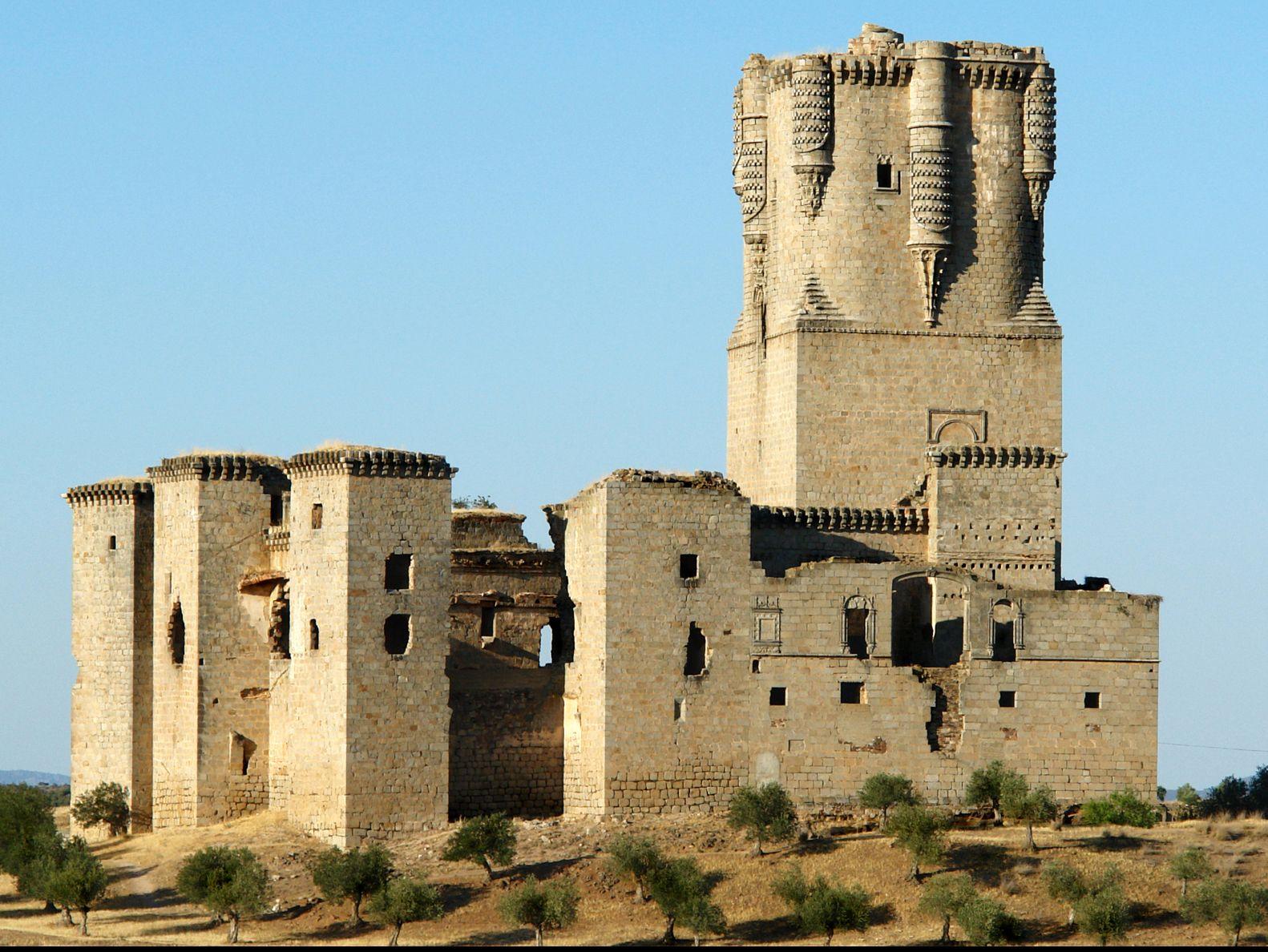 Resultado de imagen de castillo de belalcazar