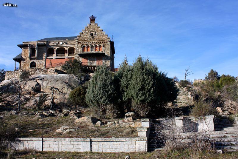 Casa palacio del canto del pico lista roja del patrimonio - Casa lista madrid ...