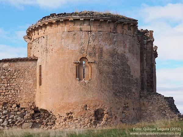 Resultado de imagen de El Olmillo. Iglesia de San Cristóbal.