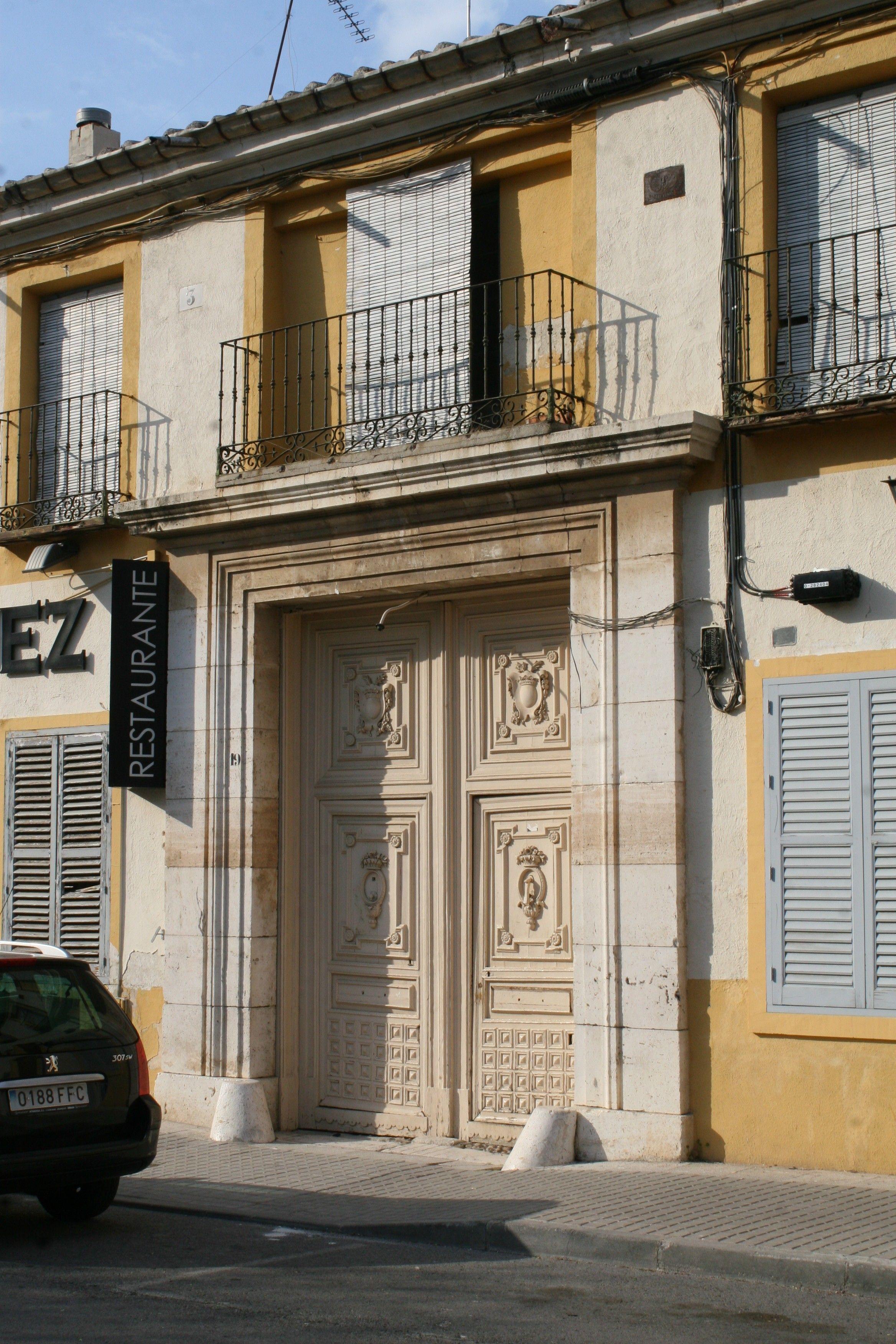 Palacio de farinelli o de los duques de osuna lista roja del patrimonio - Casa lista madrid ...