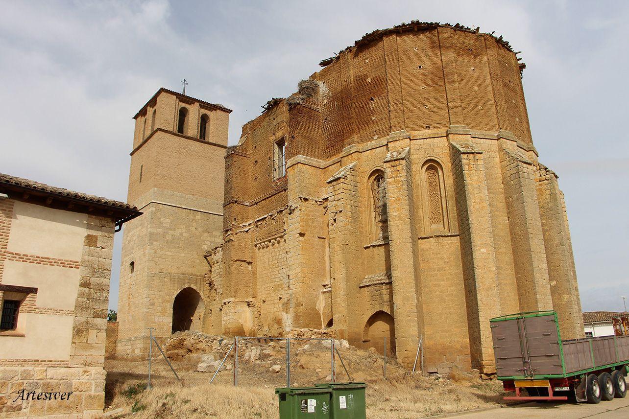 Iglesia de San Miguel de Becerril de Campos - Lista Roja del Patrimonio