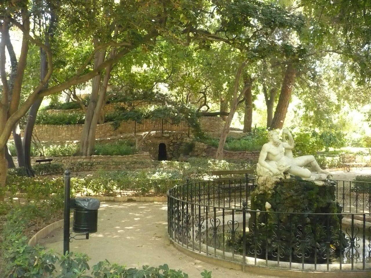 Jardines de monforte lista roja del patrimonio for Jardines de monforte valencia
