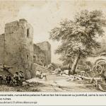 Ruinas del palacio llamado de Galiana
