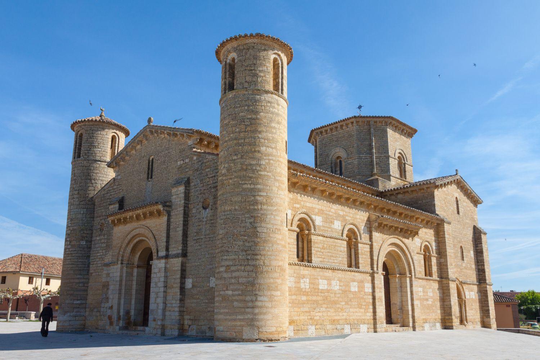 Iglesia de San Martín de Tours - Lista Roja del Patrimonio
