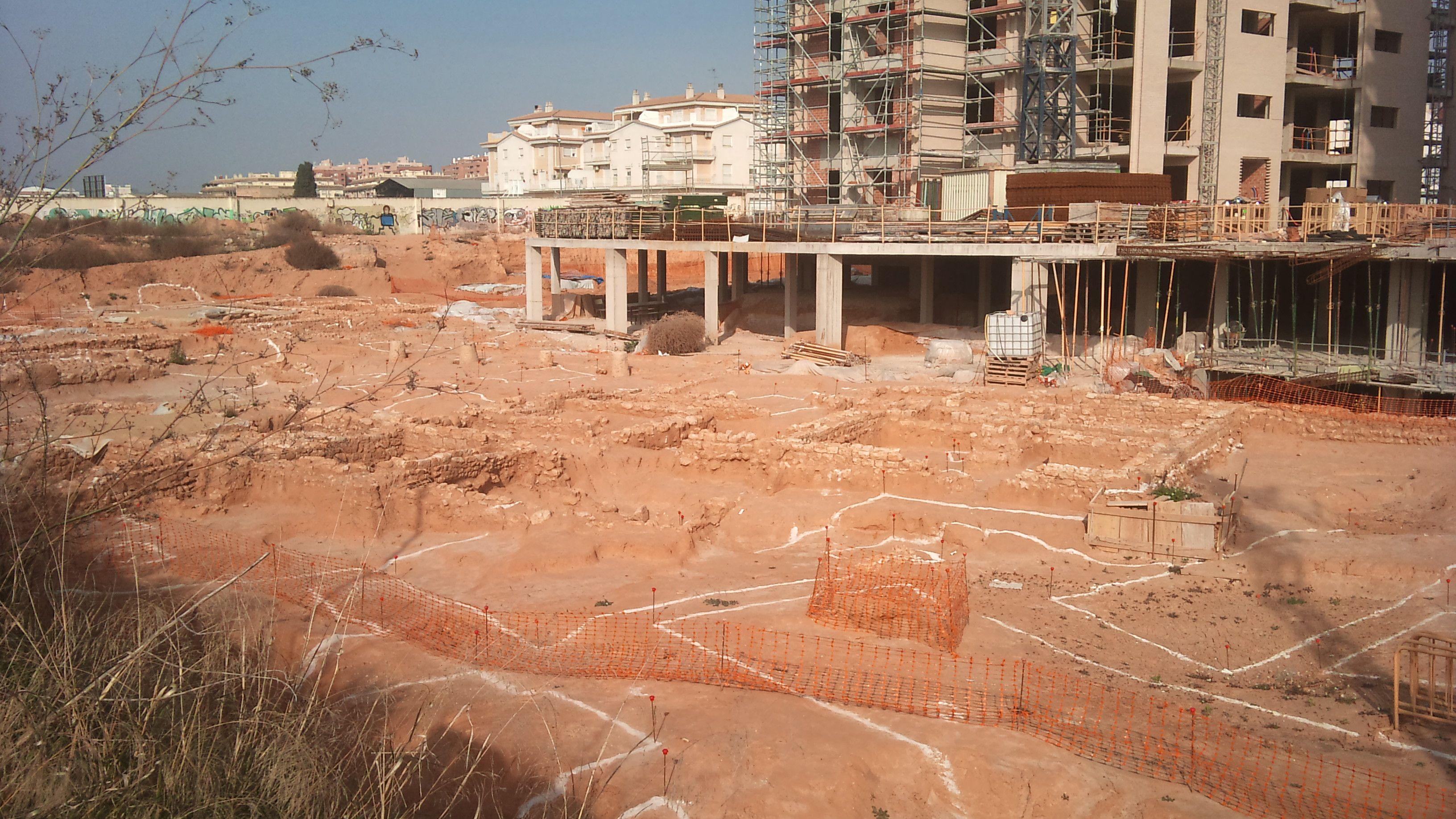 Villa romana de paterna lista roja del patrimonio - El tiempo en paterna valencia ...