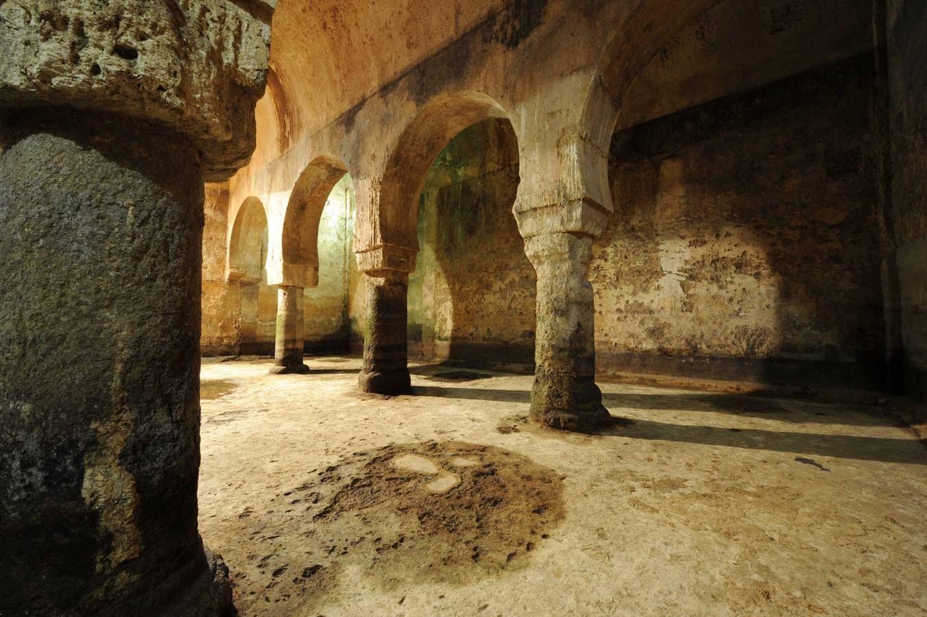 Aljibe de la Casa de las Veletas - Lista Roja del Patrimonio