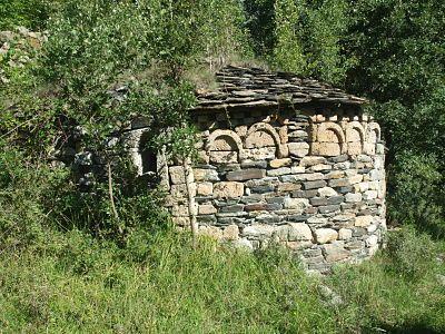 Ermita de San Aventín - Lista Roja del Patrimonio