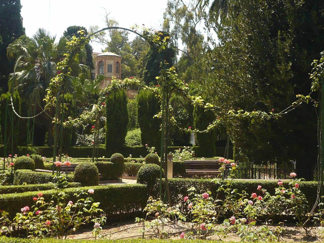 Jardines de monforte lista roja del patrimonio - Estatuas de jardin ...