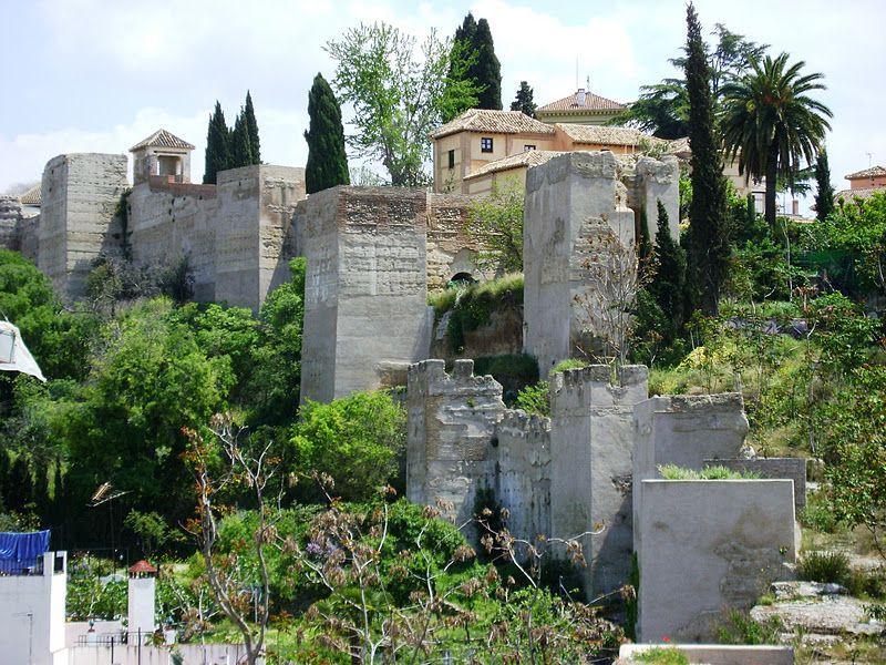 Muralla Zirí del Albaicín - Lista Roja del Patrimonio
