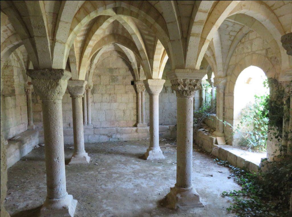 Monasterio de Santa Cruz de la Zarza - Lista Roja del Patrimonio
