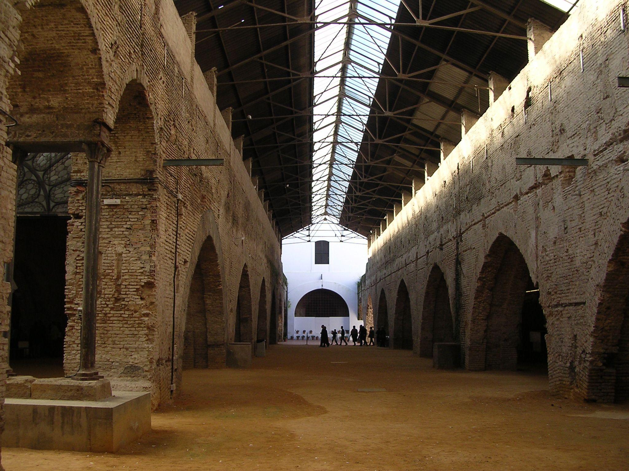 Atarazanas Sevilla