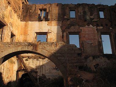 Castillo Torre Salvana - Lista Roja del Patrimonio 8980ef70cb53